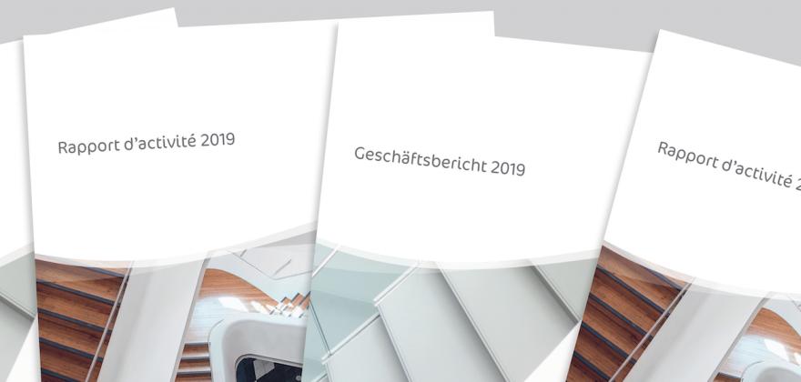 Le rapport d'activité 2019 de Profelia est disponible